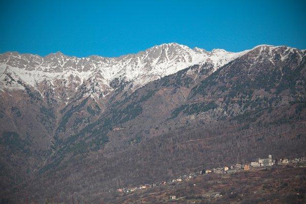 Panorama Cosio Valtellino (Morbegno - Bassa Valle)