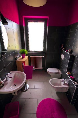 Foto del bagno Bed & Breakfast Zia Vivina