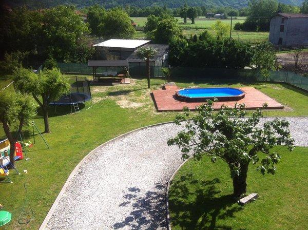 Foto del giardino Dubino (Morbegno - Bassa Valle)
