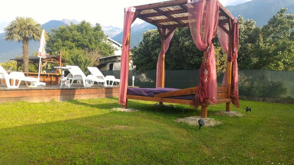 Foto vom Garten Dubino (Morbegno - Bassa Valle)