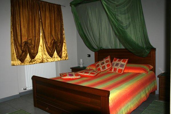 La stanza da letto