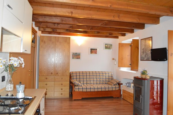 The living area Apartments Ca' Stornelli