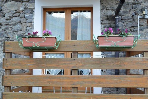 Photo of the balcony Ca' Stornelli