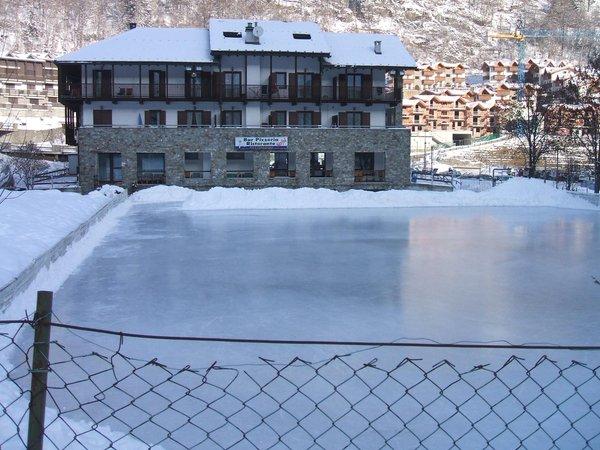 Foto esterno in inverno Stofol