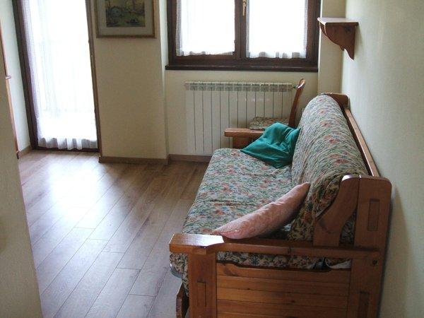 La zona giorno Residence Stofol