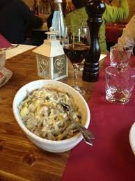 Il ristorante Aprica (Tirano - Media Valle) Stofol