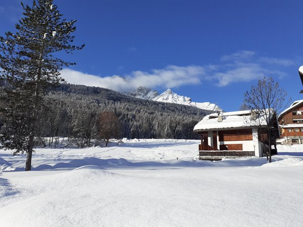 Foto esterno in inverno Giovanna e Marco