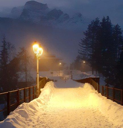 Gallery Borca di Cadore - Villanova inverno