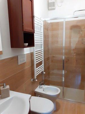 Photo of the bathroom Apartment Giovanna e Marco