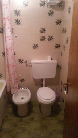 Photo of the bathroom Apartments Val Pettorina