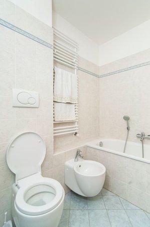 Foto del bagno Appartamenti Fiori Andrea