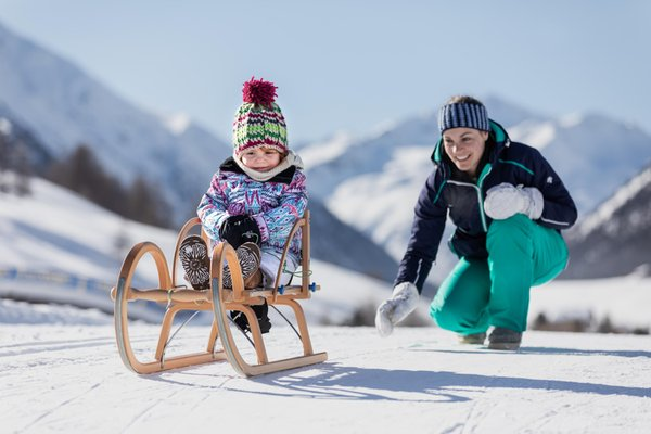 Winter activities Valtellina