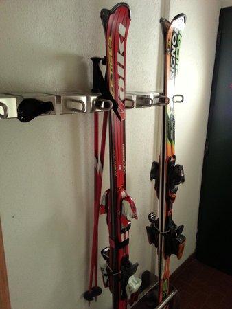 La skiroom Appartamenti Assunta