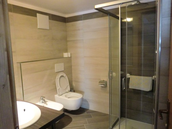 Foto del bagno Appartamenti Assunta