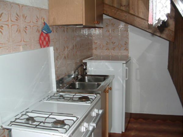 Photo of the kitchen Villa Lidia