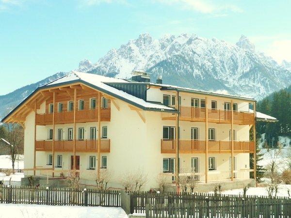 Winter Präsentationsbild Garni-Hotel Heidi