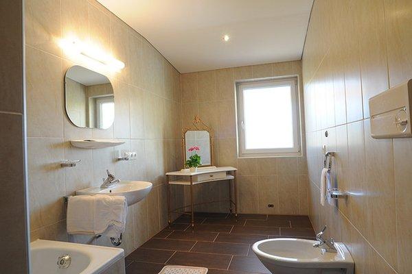 Foto del bagno Hotel Heidi