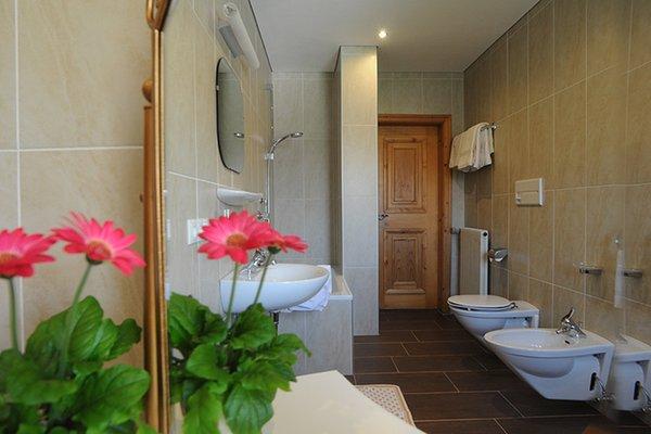 Foto del bagno Garni-Hotel Heidi