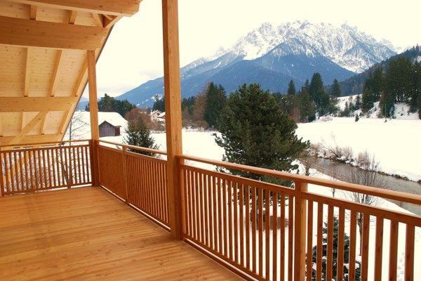 Foto vom Balkon Heidi