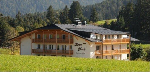 Foto estiva di presentazione Heidi - Garni-Hotel 3 stelle