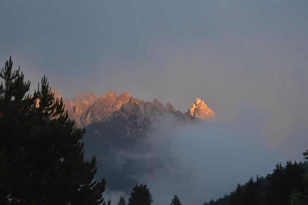 Panoramic view Dobbiaco / Toblach