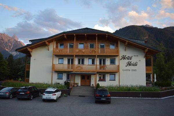 Photo exteriors in summer Heidi