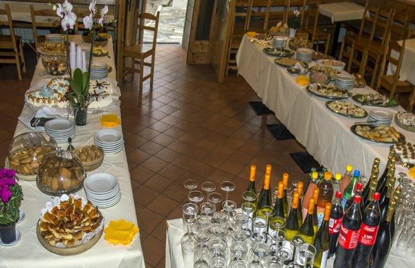 Il ristorante Campodolcino (Valchiavenna) Ca' de Val