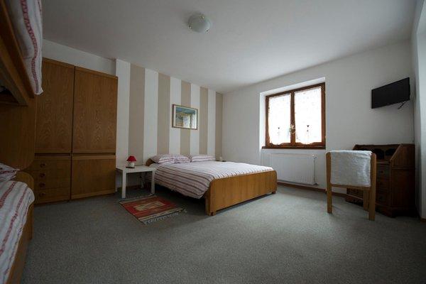 Foto della camera Albergo La Rabbiosa