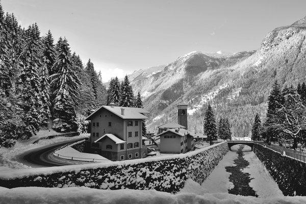 Foto invernale di presentazione La Rabbiosa - Albergo 2 stelle