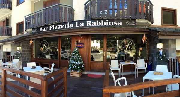 Photo exteriors in winter La Rabbiosa