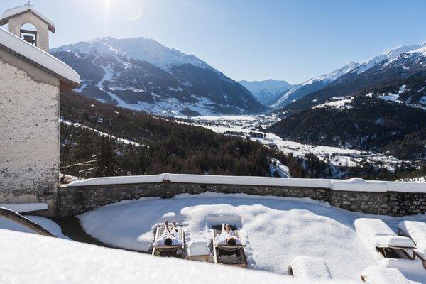 Photo exteriors in winter Terme Bagni Vecchi