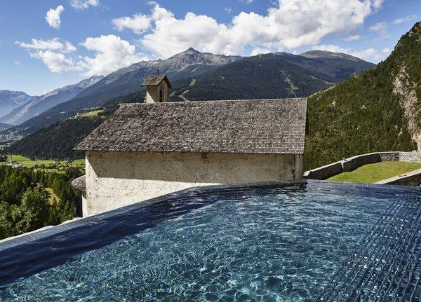 Photo exteriors in summer Terme Bagni Vecchi