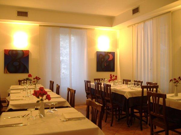 The restaurant Teglio (Tirano - Media Valle) San Pietro