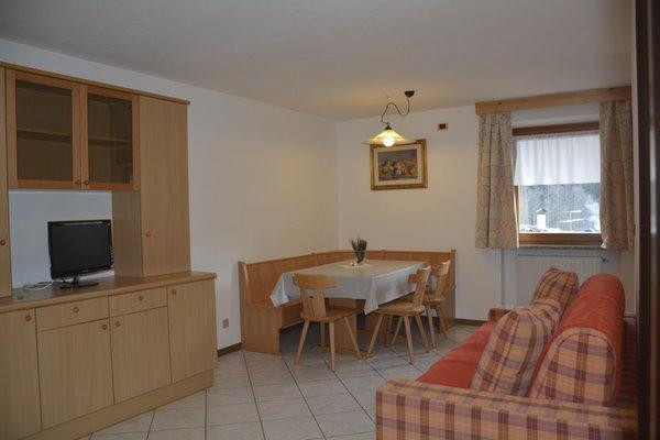 The living area Apartments Casa Cima Dodici a Parte