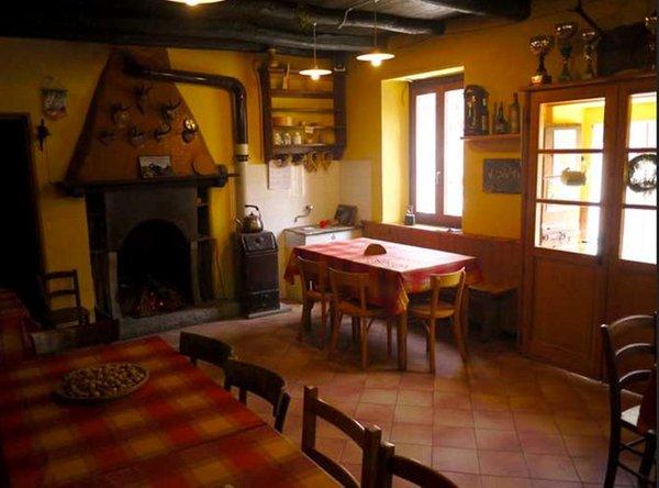 Il ristorante Novate Mezzola (Valchiavenna) Osteria Alpina