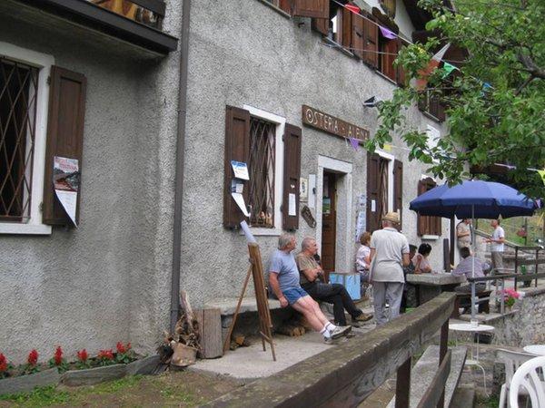 Foto del giardino Novate Mezzola (Valchiavenna)