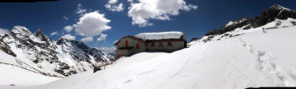Aussicht Val Masino (Morbegno - Bassa Valle)