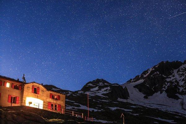Foto Außenansicht im Winter Cesare Ponti