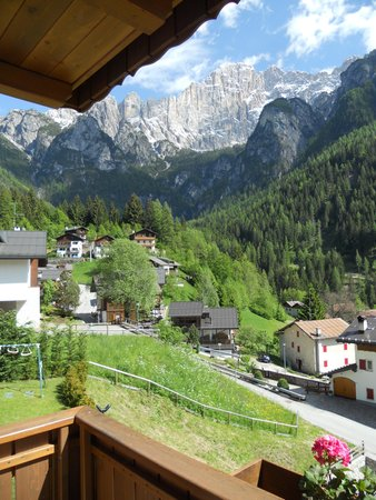 Foto vom Balkon Villa Elena