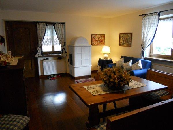 Der Wohnraum Villa Elena - Ferienwohnungen