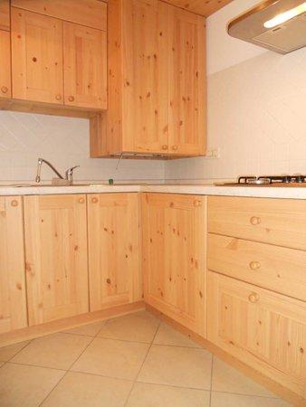 Photo of the kitchen Villa Elena