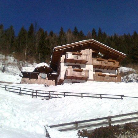Winter Präsentationsbild Villa Elena - Ferienwohnungen