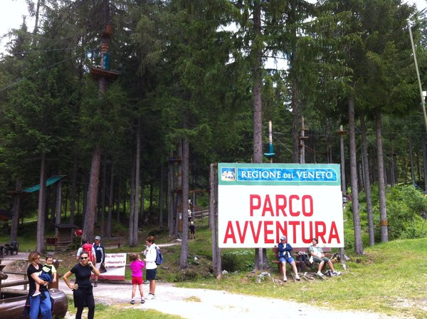 Summer activities Monte Civetta - Ski Civetta