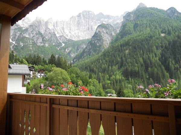 Photo of the balcony Villa Elena