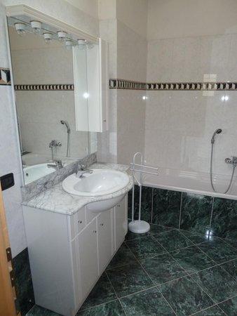 Foto del bagno Appartamenti Alessandro Seber