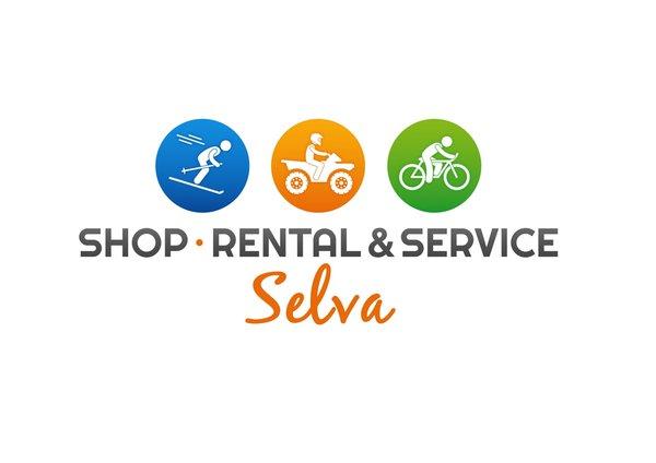 Präsentationsbild Fahrradverleih Selva