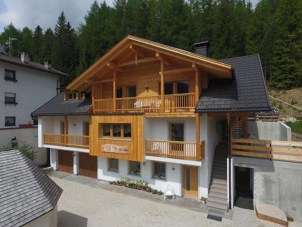 Foto estiva di presentazione Appartamento La Ütia