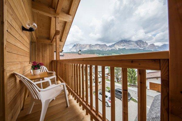Foto del balcone La Ütia