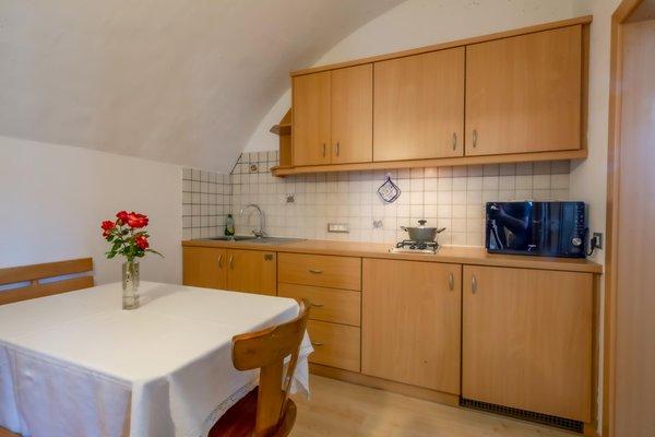 Foto der Küche Ciasa Merscia