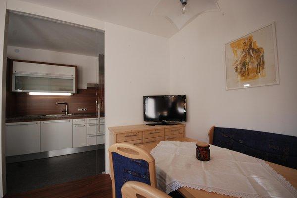 La zona giorno Haus Bergblick - Garni (B&B) + Appartamenti 2 soli